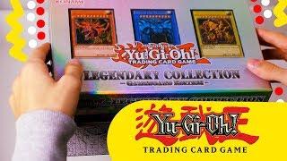 Yugioh Legendary Collection Opening ☆ Yu-Gi-Oh TCG Booster öffnen