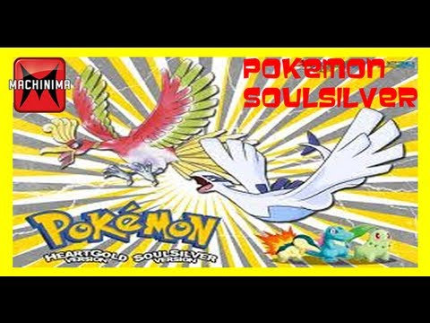 ★Pokemon SoulSilver Walkthrough Part 1 Our Adventure Begins HD |Whoolist™ MACHINIMA NETWORK