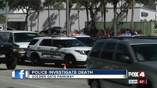 Police Investigate Death in Golden Gate