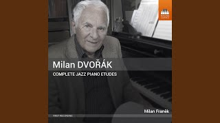 Jazz Piano Etudes, Book 2: No. 14. Blues (Slowly)