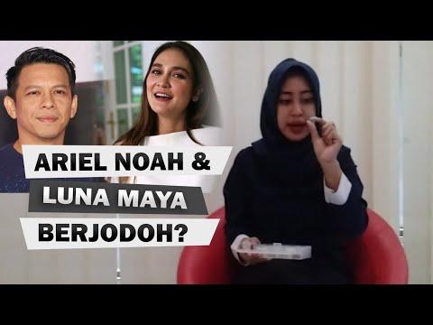 Begini Kelanjutan Kisah Cinta Ariel Noah Dan Luna Maya
