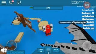 ROBLOX-VOA flies up climbing