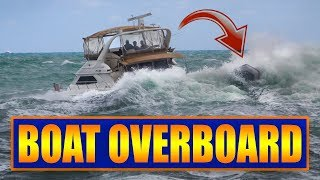 Download BOAT OVERBOARD AT HAULOVER INLET Mp3 and Videos