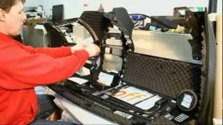 Шумоизоляция автомобиля у Фетуса (часть 2/2)(На видео показан процесс полной шумоизоляции автомобиля Suzuki Grand Vitara в мастерской Фетуса с помощью материал..., 2011-07-23T10:34:57.000Z)