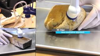 M-Vac Why Wet Vacuum Collection | Forensic DNA Collection System