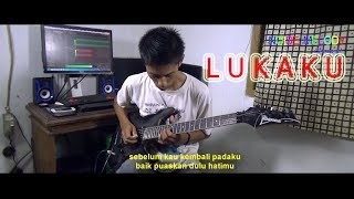 Lukaku Guitar Cover Instrument By Hendar