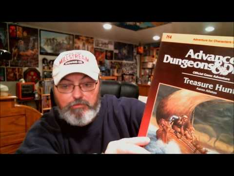 Gaming Vlog: Acrid Herald Playtesting, AD&D 1st Edition & Pathfinder