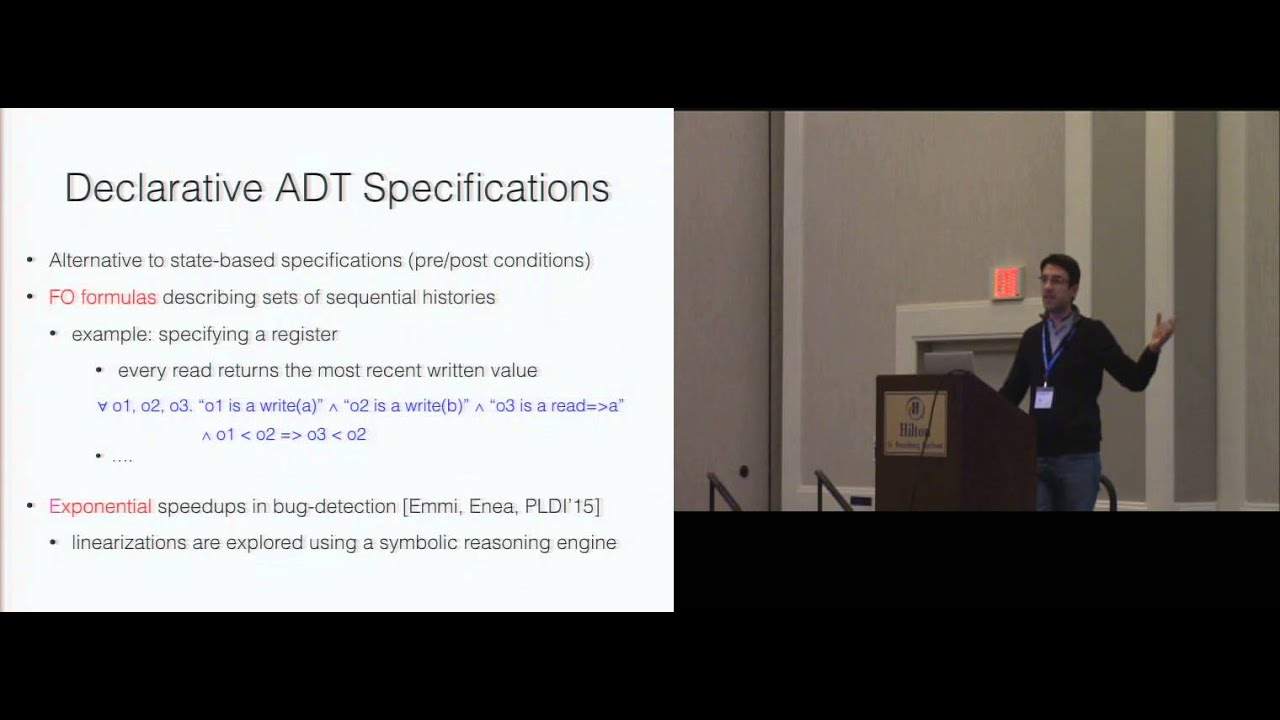 Symbolic Abstract Data Type Inference Youtube