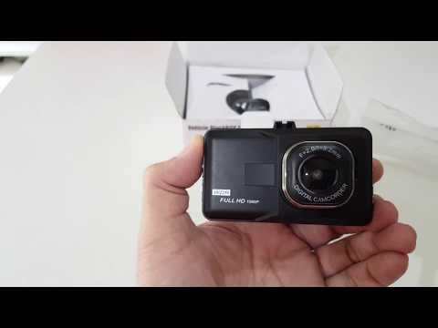 Ni-View Car DVR 1080P FHD B03 กล้องติดรถยนต์ (แนะนำ)