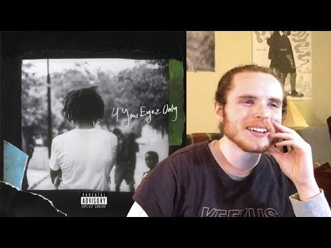 J. Cole - 4 Your Eyez Only (FIRST REACTION/REVIEW)
