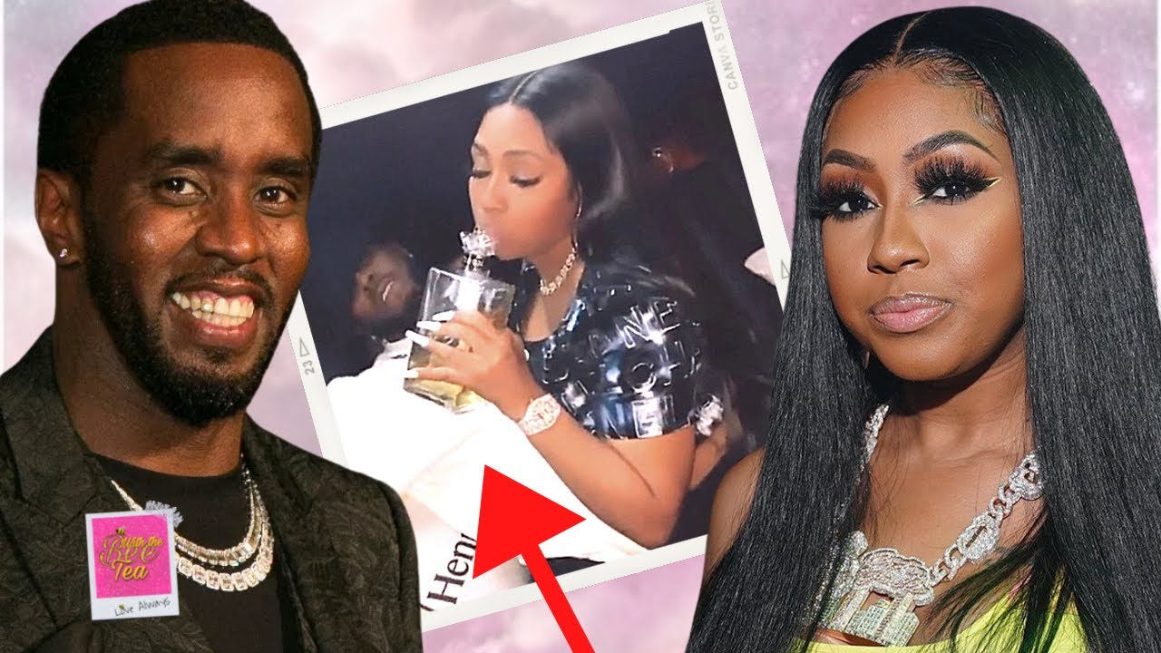 ITS OFFICAL! Diddy & Yung Miami are a couple‼️ ❤️