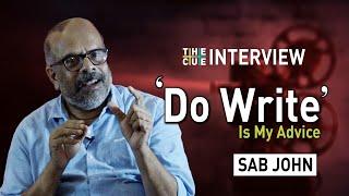 Writing A Screenplay | Sab John | The Cue