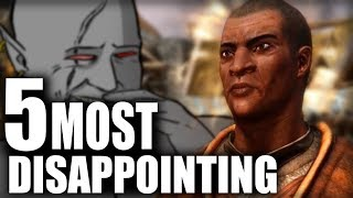 Skyrim: 5 MOST DISAPPOINTING Quest Rewards