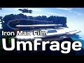 Umfrage zum Minecraft Iron Man Film - MaikyTV
