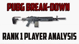 PUBG Break-Down Ep. 4: Analyzing Rank 1 Player ChocoTaco - BATTLEGROUNDS TIPS AND TRICKS