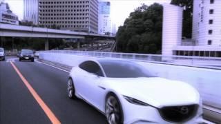 Mazda Minagi Concept 2012 Videos