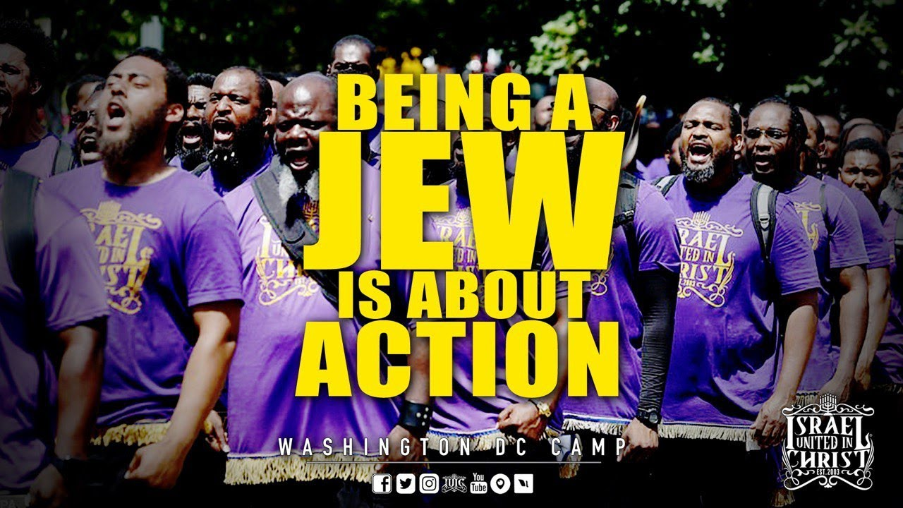 #IUIC | 30 Days Days of Camp | Being A Jew Is About ACTIONS!