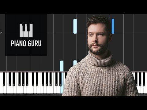 Come Back Home - Calum Scott - PIANO COVER TUTORIAL - Piano Guru