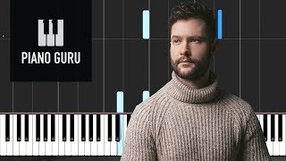 Come Back Home - Calum Scott - PIANO COVER TUTORIAL - Piano Guru