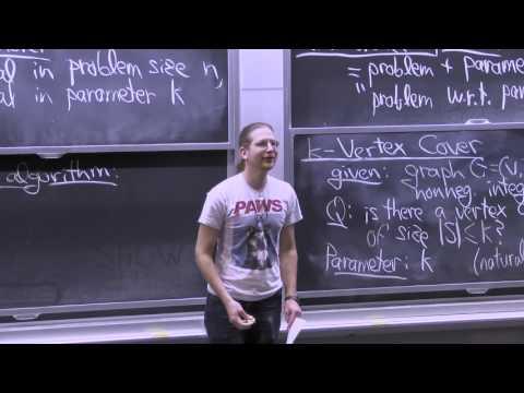 18. Complexity: Fixed-Parameter Algorithms