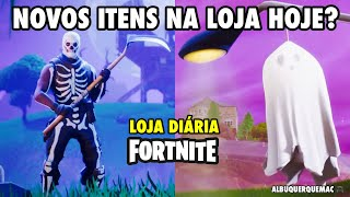 FORTNITE-TODAY'S ITEMS STORE 09/10 (DAILY SHOP) | SKULL TROOPER COMING BACK? HALLOWEEN SKINS?