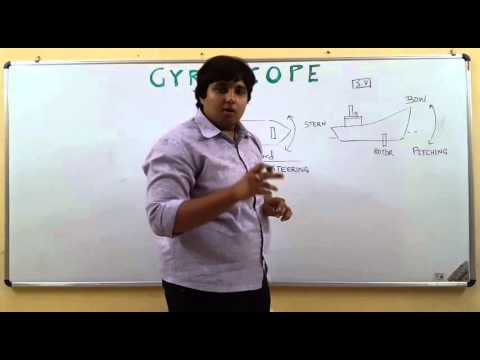 Gyroscope (GATE Lecture in hindi) Part - 2