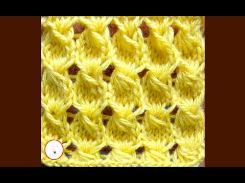 Continental Knitting Stitches Beginners : KNITTING FOR BEGINNERS Embossed Knitting Stitches - YouTube