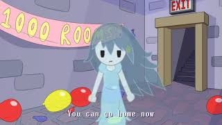SPOILERS Spooky S Jumpscare Mansion HD Renovation 3rd Ending