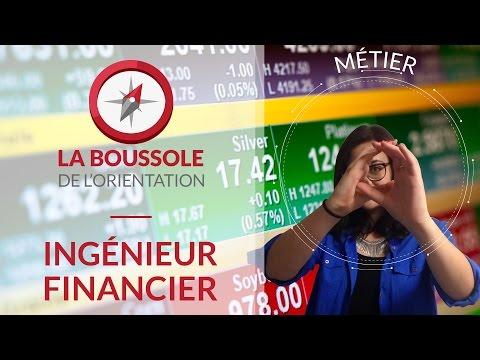 L'ingénieur financier ★ La boussole de l'orientation | Série Métier