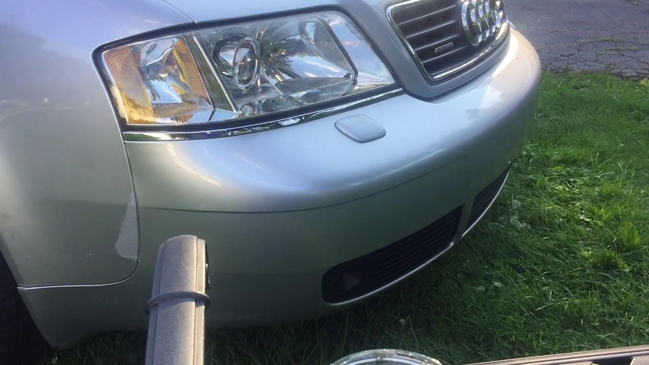 2001 audi a6 headlight washers [ 1280 x 720 Pixel ]