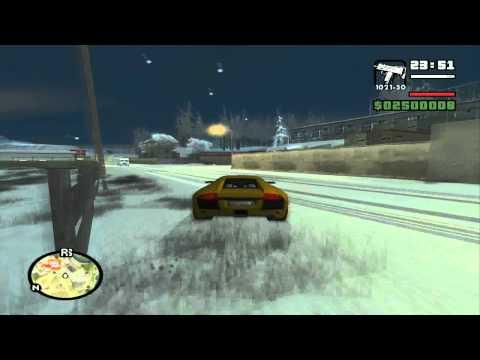 GTA SA  - Unikalny Bonus za skok Full HD