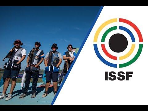 Trap Men Final - 2017 ISSF Junior World Cup Shotgun in Porpetto (ITA)