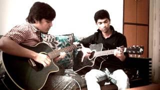 Pareshaan Instrumental guitar cover Ishaqzaade.wmv