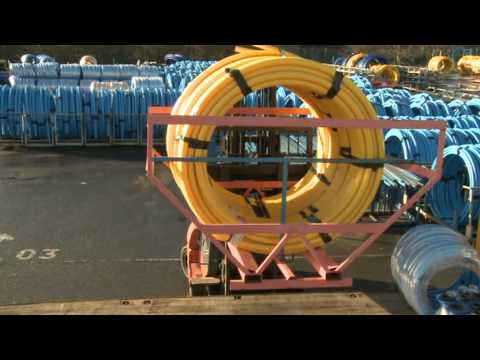Polyethylene pipe - Handling best practice
