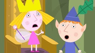 Ben and Holly's Little Kingdom | Holly, the Queen 👑 | 1Hour | HD Cartoons for Kids