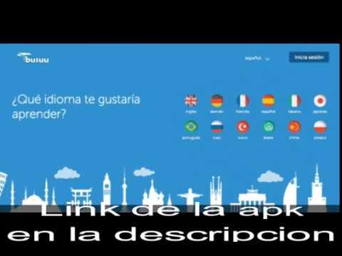 aprende nuevos idiomas con busuu premium Apk Android
