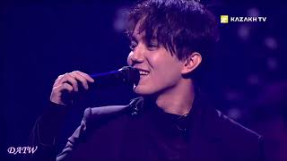 Dimash concert in st Petersburg ENG SUB titles