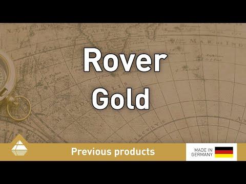 Rover Gold – Détecteur d'or professionnel pour la localisation de l'or naturel