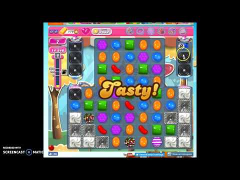 Candy Crush Level 2432 help w/audio tips, hints, tricks