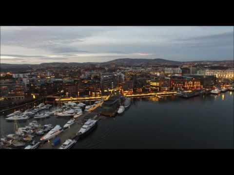 Oslo, Norway - December 2016