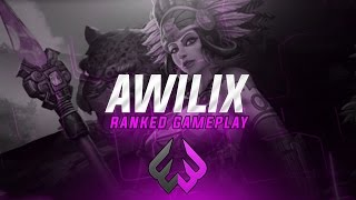 Awilix: ONE OF THE BEST MID/JUNGLE COMBOS RIGHT NOW  - Smite