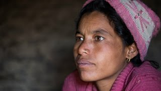 The menstruating Nepalese women confined to a cowshed