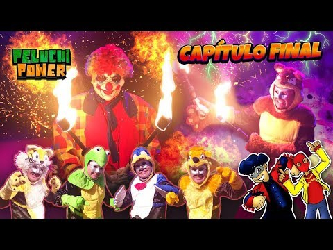 CAPITULO FINAL Peluchi Power / Manito vs Payaso Tenebroso / Maskarin  Manito
