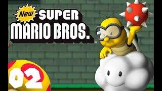 Sandiger Wüstenlauf | New Super Mario Bros. #02 🍄