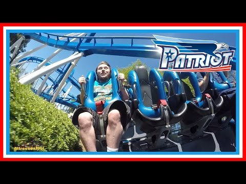 Patriot Riders Cam With Safety Speil (HD) Californias Great America