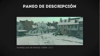 Movimientos de cámara - Definición y ejemplos HD