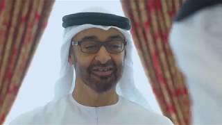 Sheikh Mohammed Bin Rashid With Sheikh Mohammad Bin Zayed At Zabeel Palace uae Vp abu Dhabi Cp