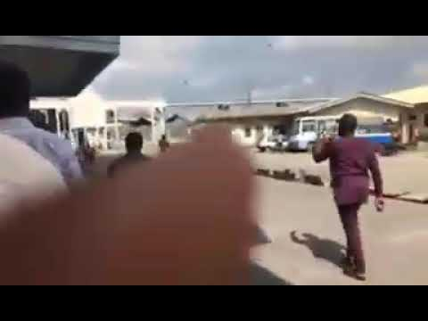 Video of Shooting in Port Harcourt