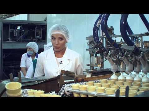 «Один день» на производстве мороженого