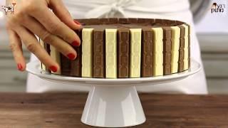 איך מכינים עוגת עולם הממתקים? אופים עם שוקולד פרה